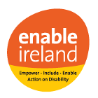 The Enable Ireland logo